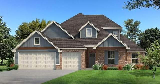 3701 Andrews Court, Norman, OK 73072 (MLS #916175) :: Homestead & Co