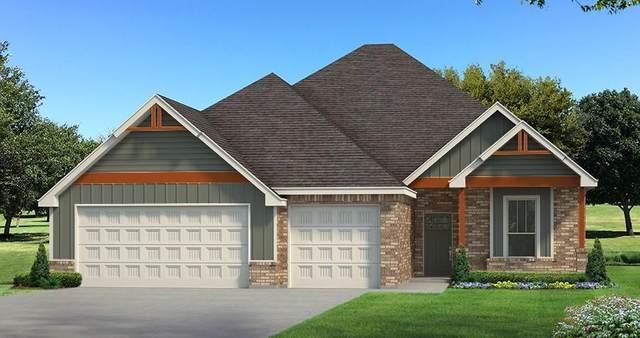 4308 Clevenger Drive, Edmond, OK 73012 (MLS #916217) :: Erhardt Group at Keller Williams Mulinix OKC