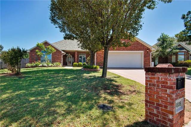 4808 SE 52nd Street, Oklahoma City, OK 73135 (MLS #916273) :: Homestead & Co