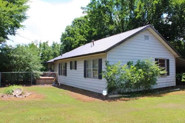35806 E 1240 Road, Seminole, OK 74868 (MLS #916279) :: Homestead & Co