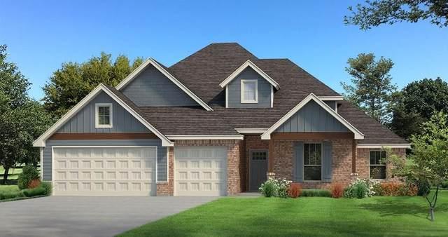 4217 Clevenger Drive, Edmond, OK 73012 (MLS #916343) :: Homestead & Co