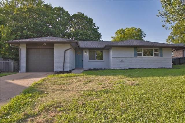 3609 Greenway Terrace, Del City, OK 73115 (MLS #916367) :: Homestead & Co
