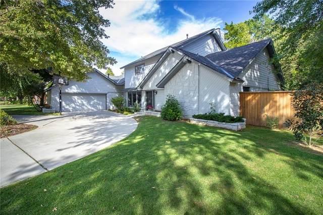 1919 Pin Oak Circle, Norman, OK 73072 (MLS #916409) :: Keri Gray Homes