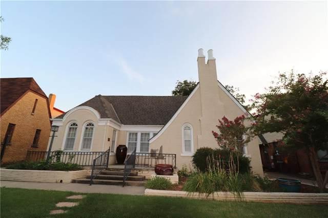 216 Edgemere Court, Oklahoma City, OK 73118 (MLS #916411) :: Homestead & Co