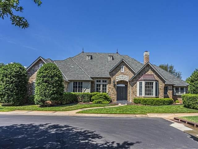 14817 Hollyhock Drive, Oklahoma City, OK 73142 (MLS #916420) :: Homestead & Co