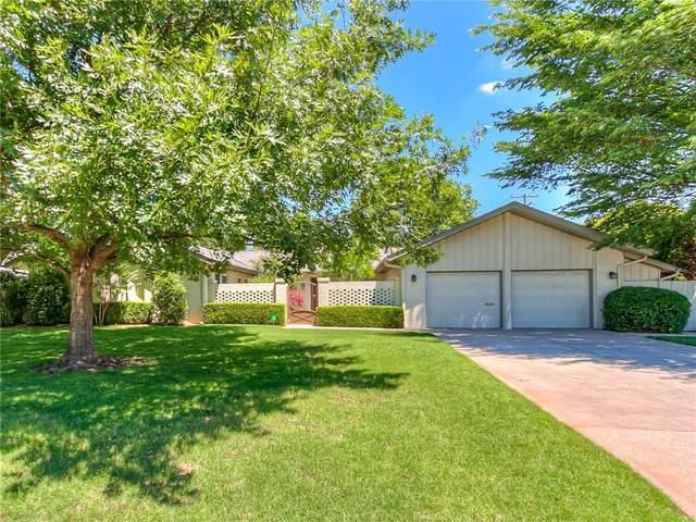 2901 Finchley Lane, Oklahoma City, OK 73120 (MLS #916443) :: Homestead & Co