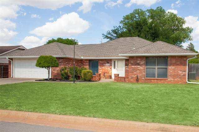 209 Regency Drive, Clinton, OK 73601 (MLS #916457) :: ClearPoint Realty