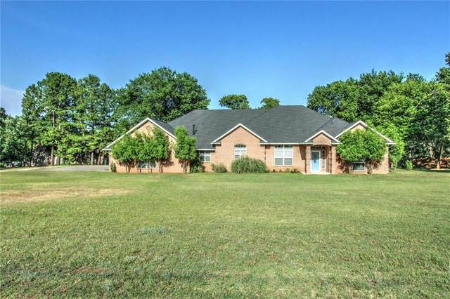 3042 N Countyline Road, Newcastle, OK 73065 (MLS #916479) :: Erhardt Group at Keller Williams Mulinix OKC