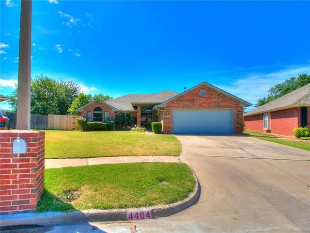 4404 Intrepid Circle, Norman, OK 73072 (MLS #916490) :: Homestead & Co