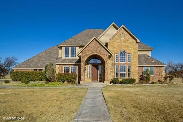 6455 Katy Lane, Edmond, OK 73025 (MLS #916492) :: Homestead & Co