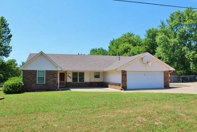 1901 E Strothers Avenue, Seminole, OK 74868 (MLS #916498) :: Homestead & Co