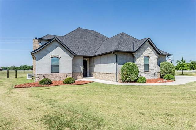 8101 SW 107th Street, Oklahoma City, OK 73173 (MLS #916578) :: Homestead & Co