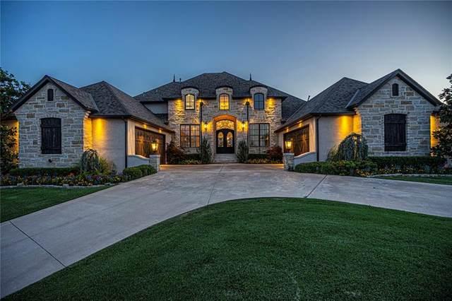 4609 Lake Front Drive, Edmond, OK 73034 (MLS #916620) :: Homestead & Co