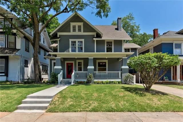 923 NW 19th Street, Oklahoma City, OK 73106 (MLS #916670) :: Keri Gray Homes