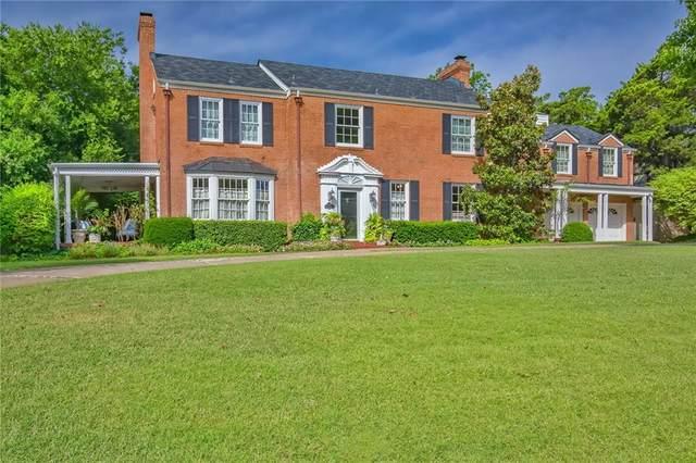 1300 Glenwood Avenue, Nichols Hills, OK 73116 (MLS #916697) :: Homestead & Co