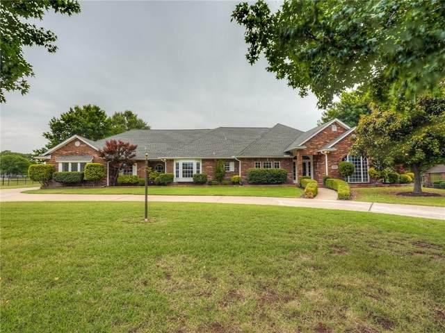 10201 SE 57th Street, Oklahoma City, OK 73150 (MLS #916710) :: Erhardt Group at Keller Williams Mulinix OKC