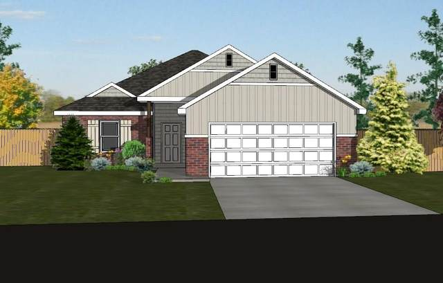 9405 NW 86th Street, Yukon, OK 73099 (MLS #916747) :: Keri Gray Homes