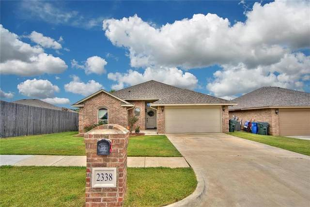 2338 Shell Drive, Midwest City, OK 73130 (MLS #916787) :: Homestead & Co