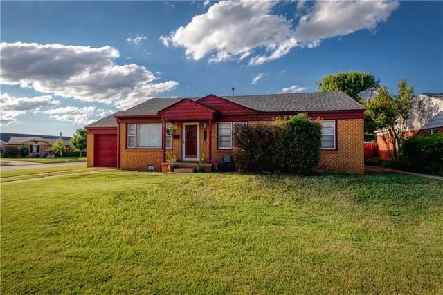 329 Hayden Boulevard, Elk City, OK 73644 (MLS #916788) :: Homestead & Co