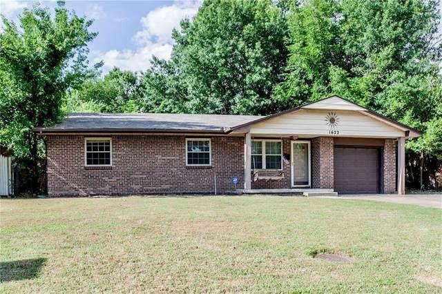 1622 Denison Drive, Norman, OK 73069 (MLS #916806) :: Homestead & Co