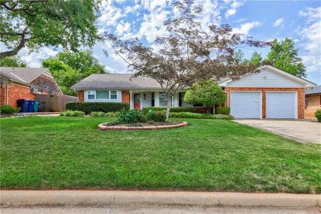 4052 NW 62nd Terrace, Oklahoma City, OK 73112 (MLS #916807) :: Homestead & Co
