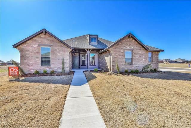 228 SW 167th Terrace, Oklahoma City, OK 73170 (MLS #916811) :: Homestead & Co