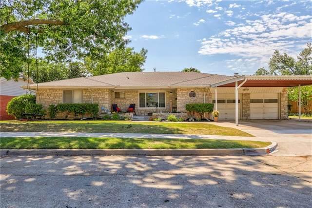 6205 N Styll Road, Oklahoma City, OK 73112 (MLS #916864) :: Homestead & Co