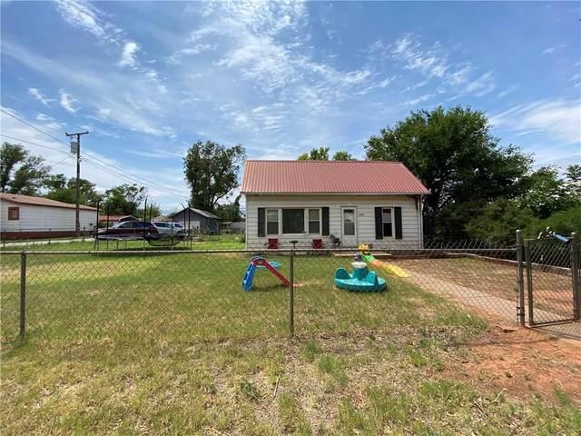 306 N Cearlock, Cheyenne, OK 73628 (MLS #916867) :: Homestead & Co