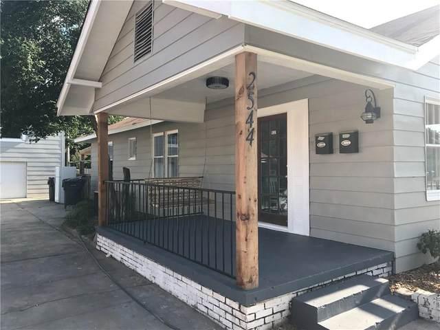 2544 NW 17th Street, Oklahoma City, OK 73107 (MLS #916871) :: Homestead & Co