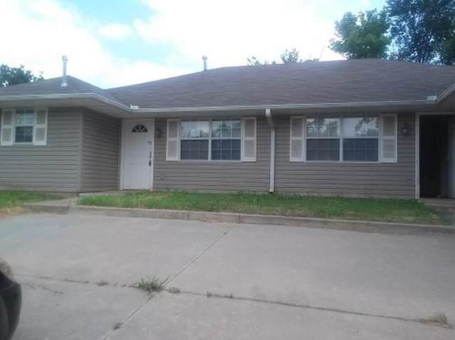 505 5th Street, Wellston, OK 74881 (MLS #916876) :: Keri Gray Homes