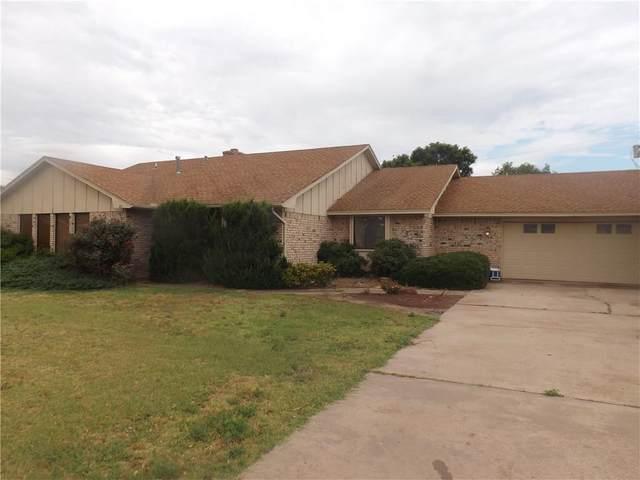211 N A Street, Olustee, OK 73560 (MLS #916917) :: Keri Gray Homes