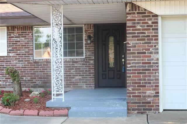 2832 SW 55th Street, Oklahoma City, OK 73119 (MLS #916933) :: Homestead & Co