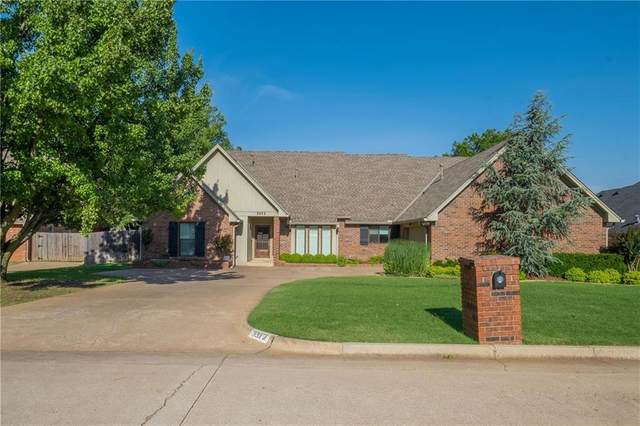 3372 Stonybrook Road, Oklahoma City, OK 73120 (MLS #916977) :: KG Realty