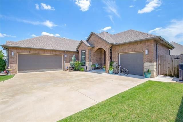 908 NW 186th Street, Edmond, OK 73012 (MLS #917001) :: Keri Gray Homes