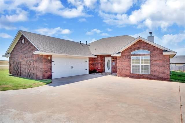 98 Clubhouse Drive, Elk City, OK 73644 (MLS #917008) :: Homestead & Co