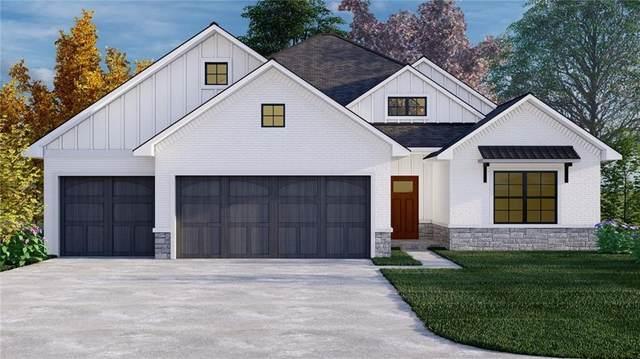 447 NE Auburn Circle, Piedmont, OK 73078 (MLS #917009) :: Erhardt Group at Keller Williams Mulinix OKC