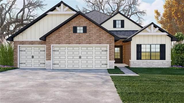 596 Auburn Lane, Piedmont, OK 73078 (MLS #917034) :: Homestead & Co