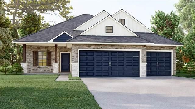 1308 NE Auburn Circle, Piedmont, OK 72078 (MLS #917038) :: Erhardt Group at Keller Williams Mulinix OKC