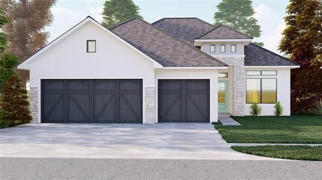 1309 NE Auburn Circle, Piedmont, OK 73078 (MLS #917043) :: Erhardt Group at Keller Williams Mulinix OKC