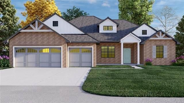 1455 NE Auburn Circle, Piedmont, OK 73078 (MLS #917046) :: Erhardt Group at Keller Williams Mulinix OKC