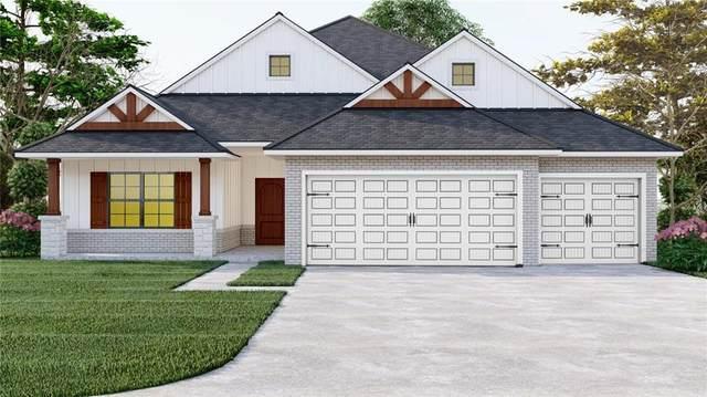 1469 NE Auburn Circle, Piedmont, OK 73078 (MLS #917049) :: Erhardt Group at Keller Williams Mulinix OKC