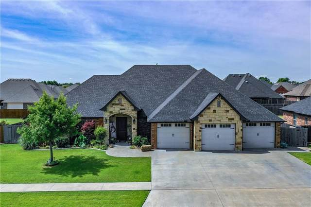 2212 Clubhouse Drive Drive, Weatherford, OK 73096 (MLS #917052) :: Homestead & Co