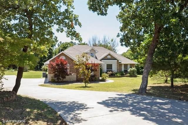 19600 Martha Circle, Harrah, OK 73045 (MLS #917056) :: Homestead & Co