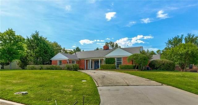 1601 Randel Road, Nichols Hills, OK 73116 (MLS #917079) :: Homestead & Co