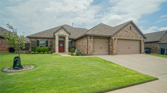 9504 Watercrest Court, Oklahoma City, OK 73159 (MLS #917098) :: Homestead & Co