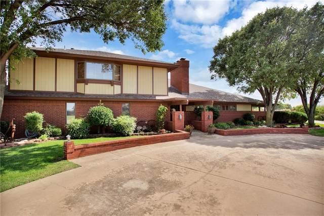 224 W Pheasant Circle, Altus, OK 73521 (MLS #917119) :: Homestead & Co