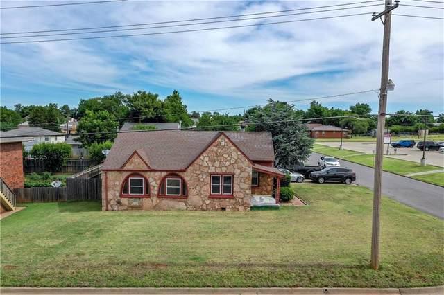 701 N Illinois Street, Weatherford, OK 73096 (MLS #917177) :: Homestead & Co