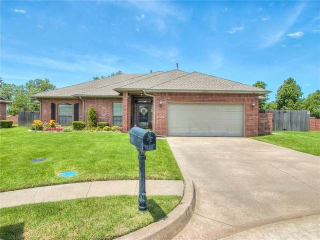 11517 NW 117th Court, Yukon, OK 73099 (MLS #917190) :: Homestead & Co
