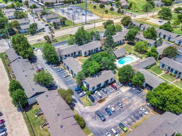 1821 E Lindsey Avenue #2, Norman, OK 73071 (MLS #917209) :: Homestead & Co