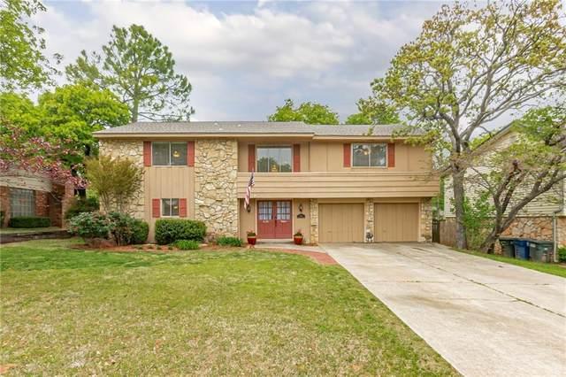 2705 Woodbury Road, Edmond, OK 73034 (MLS #917217) :: Homestead & Co